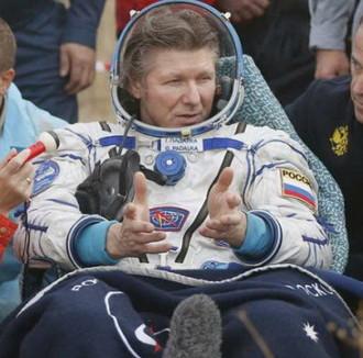 Phi hành gia Nga lập kỷ lục ở lâu nhất trong vũ trụ