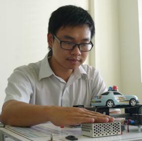 Nguyễn Bá Hải - Cha đẻ của kính Mắt thần cho người khiếm thị