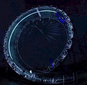 Video: Jaguar F-Pace trình diễn lộn nhào ở độ cao 19,08 mét