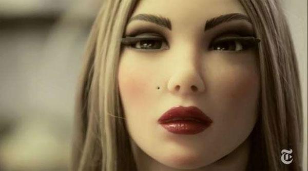 Tranh cãi về tương lai của robot tình dục
