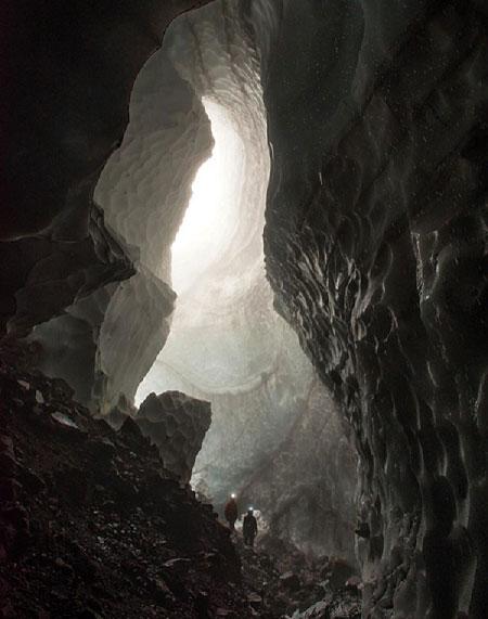 Sông băng trẻ nhất hành tinh