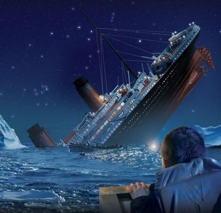 Di sản lớn nhất còn lại khi tàu Titanic chìm xuống đại dương