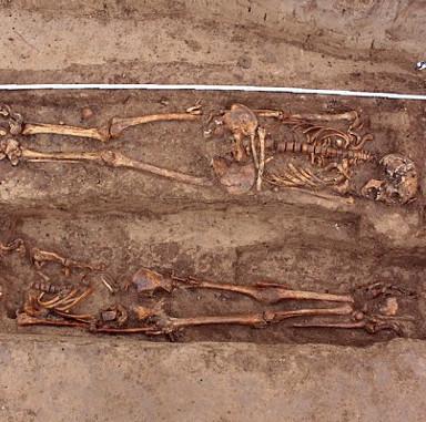 Phát hiện hố chôn tập thể 200 binh sĩ Napoleon tại Đức
