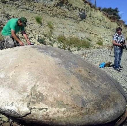 Phát hiện đĩa bay hàng triệu năm tuổi của người ngoài hành tinh?
