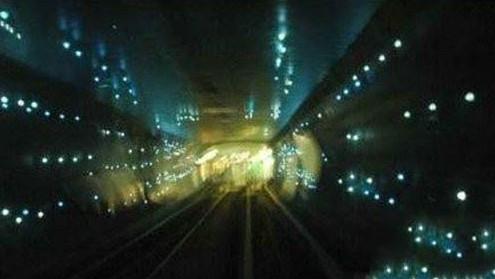"""""""Đường hầm thời gian"""" bí ẩn"""