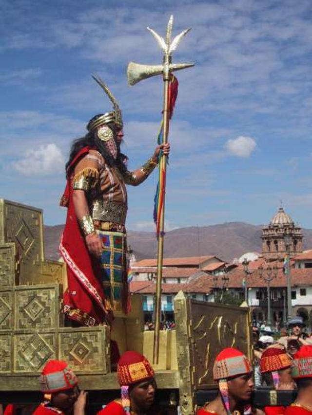 Những bí mật về Kho báu của người Inca
