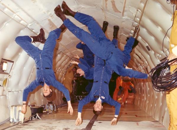 Làm thế nào để trở thành một phi hành gia?