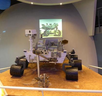 Bảo tàng vũ trụ hàng không lớn nhất châu Á