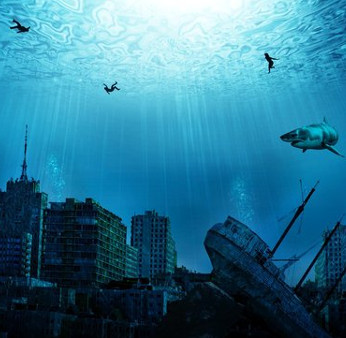 Nước biển sẽ dâng 60m nếu mọi nhiên liệu hoá thạch bị đốt cạn