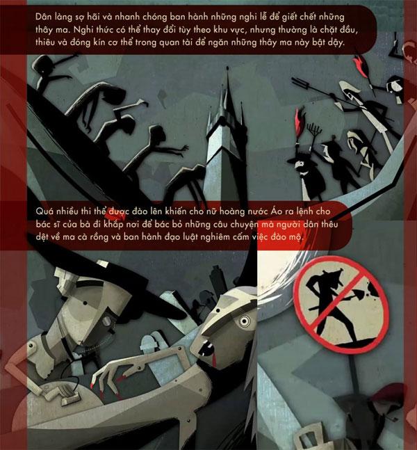 Sự thật về nguồn gốc của ma cà rồng