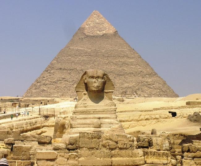 Những phát hiện thú vị về thế giới Ai Cập cổ đại