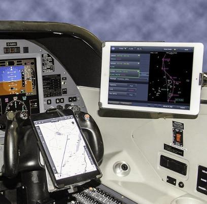 NASA phát triển ứng dụng giúp máy bay rút ngắn thời gian bay