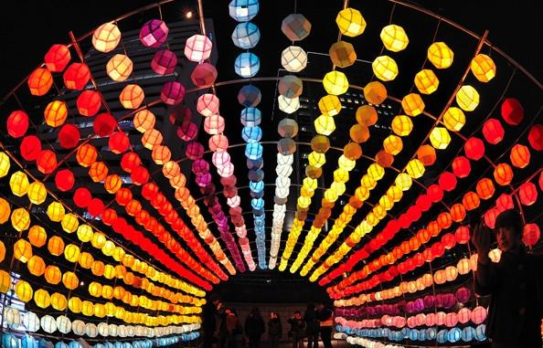 Hàn Quốc - Lễ hội mừng mùa bội thu và cảm tạ tổ tiên