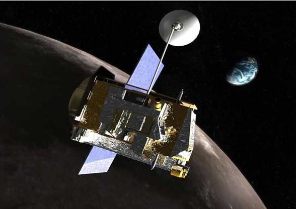 Nguyệt thực đe dọa vệ tinh của NASA