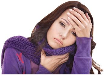Viêm họng là bệnh phổ biến khắp các lứa tuổi.