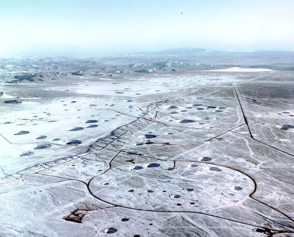 Nơi bom hạt nhân nổ nhiều nhất hành tinh