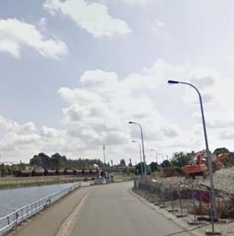 Bỉ phát hiện vết tích ngôi làng cổ ở một công trường xây dựng