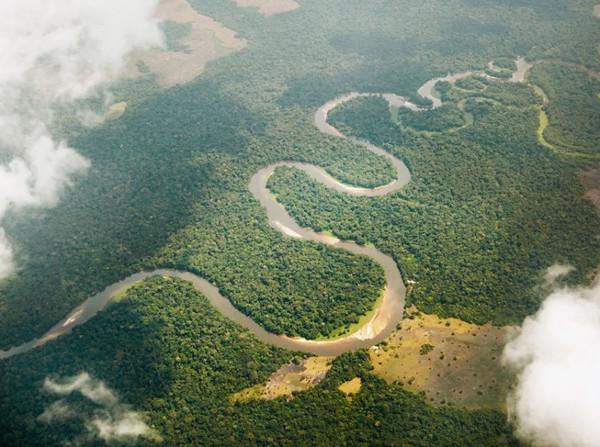 Bí ẩn dòng sông sâu nhất thế giới