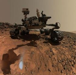 Robot của NASA bị cấm lại gần nguồn nước trên sao Hỏa