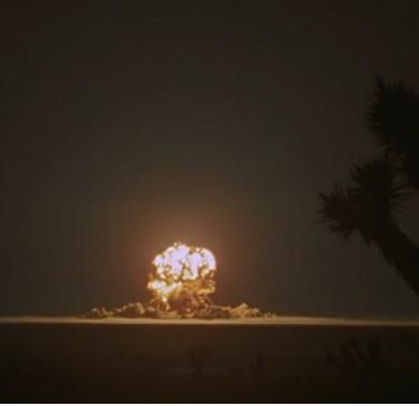 Video mới được tiết lộ về các vụ thử hạt nhân của Mỹ ở Nevada