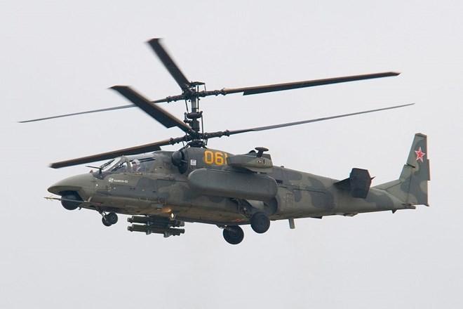 Nguyên tắc hoạt động của máy bay trực thăng