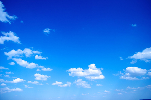Tại sao bầu trời có màu xanh?