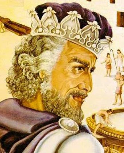 Kho báu của Salomon và Hòm ước vàng