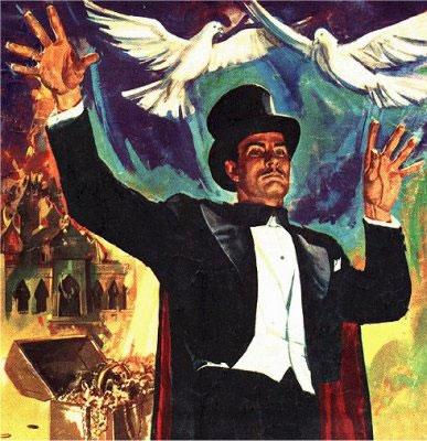 Tại sao chúng ta thích xem ảo thuật?
