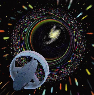Săn tìm lỗ sâu - đường hầm xuyên không gian và thời gian