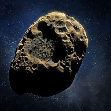 Thiên thạch 2015 TB145 sẽ bay cắt mặt Trái Đất dịp Halloween