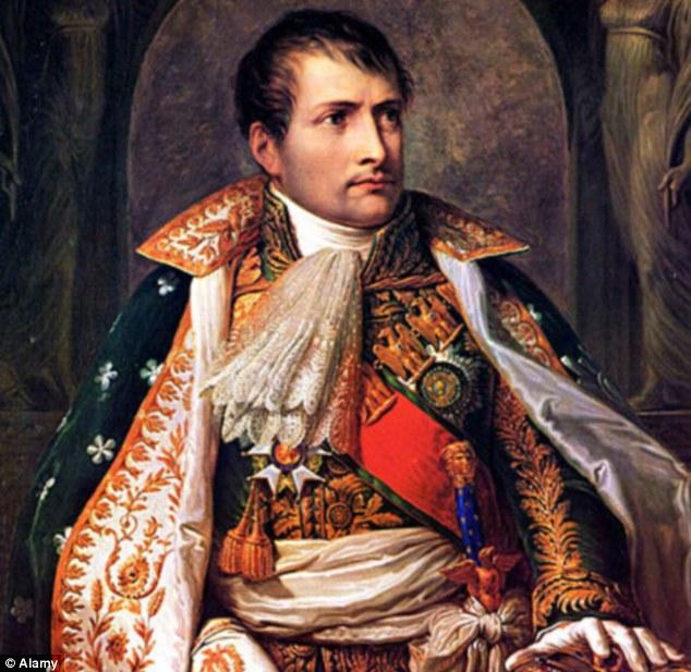 Napoleon Bonaparte cũng sợ con số 13