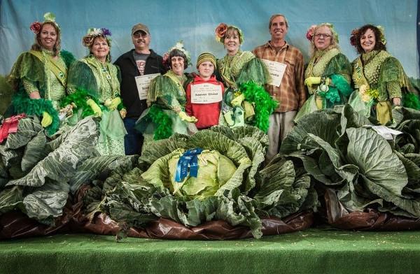 Giải mã bí ẩn Alaska - Vùng đất của rau củ quả khổng lồ