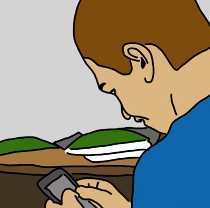 Smartphone hủy hoại một đứa trẻ như thế nào?