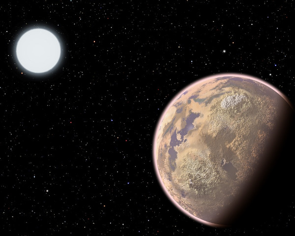 Vũ điệu của hành tinh chết báo hiệu sự sống