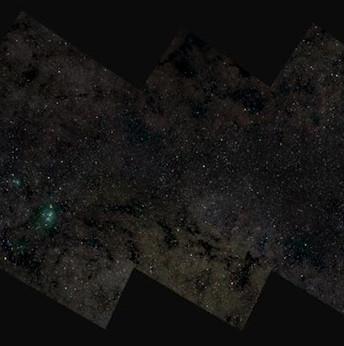 Ảnh chụp thiên hà Milky Way lớn nhất từ trước tới nay