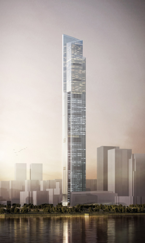 10 tòa nhà cao nhất thế giới