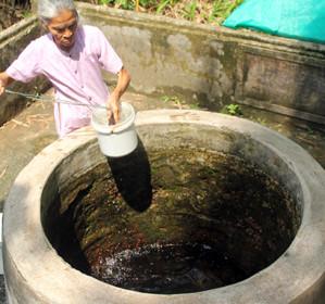 Giếng cổ hơn 600 năm chưa bao giờ cạn nước