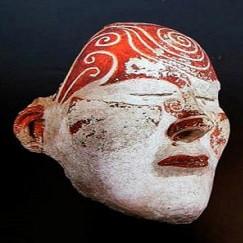 Mặt nạ người chết hé lộ chân dung tộc người Siberia cổ đại