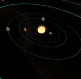 Sao Mộc, sao Kim và sao Hỏa xếp thẳng hàng trên bầu trời