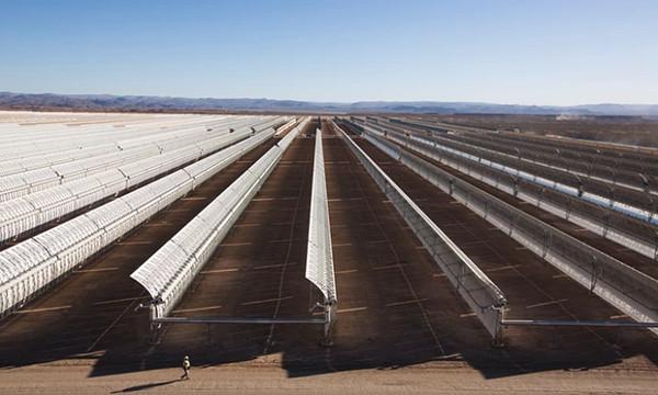 Morocco xây nhà máy điện mặt trời lớn nhất thế giới