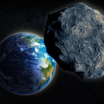 Những thiên thạch khổng lồ sẽ sượt qua Trái Đất
