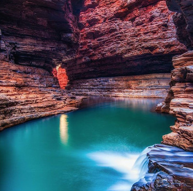 Miền tây hoang dã tuyệt đẹp của Australia