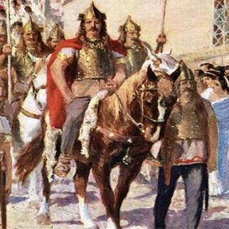 Italy truy tìm kho báu 1,2 tỷ USD của vua từng chiếm thành Rome