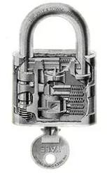 Sự hình thành và phát triển của khóa và chìa khóa