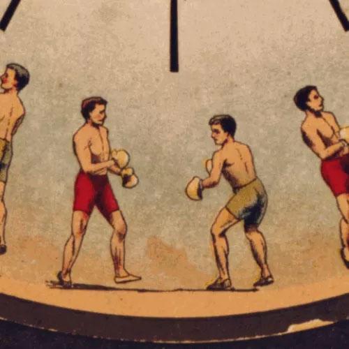 """Xem công nghệ tạo hình """"ảnh nhảy múa"""" đầu tiên trong lịch sử loài ngườiXem công nghệ tạo hình """"ảnh nhảy múa"""" đầu tiên trong lịch sử loài người"""