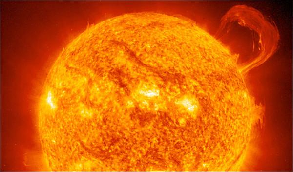 Mỹ gấp rút phòng bị thảm họa bão mặt trời