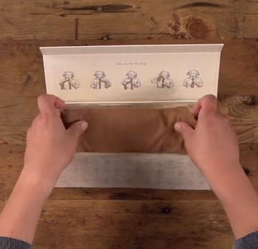 Video: Quá trình tạo ra một chiếc cà vạt bằng tay