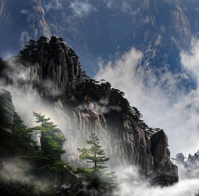 Tiên cảnh đỉnh Quang Minh nơi võ lâm quần tụ