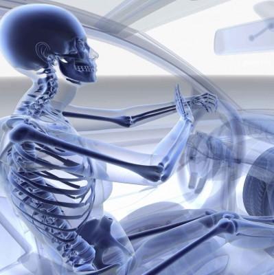 5 khả năng kỳ lạ của con người khi lái xe