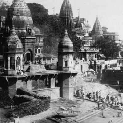 Thánh địa bên sông Hằng và nguồn gốc hỏa táng ở Ấn Độ